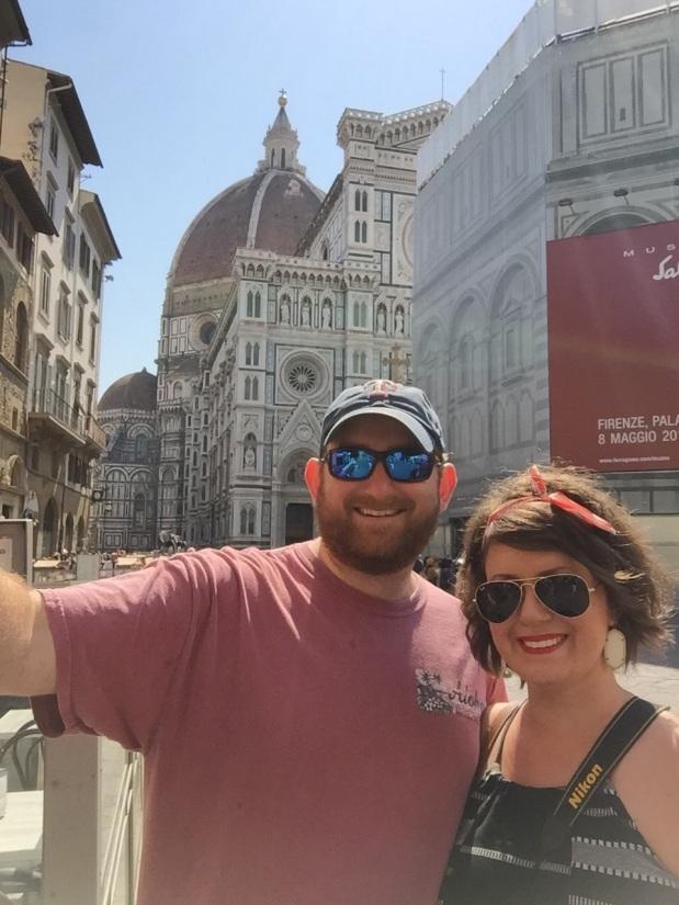EuroTrip Part Deux – Day 4 –Florence