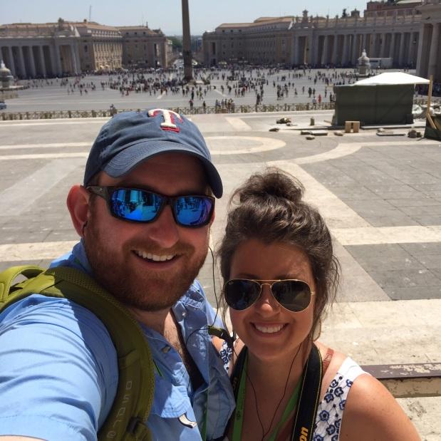 EuroTrip Part Deux – Day 2 –Rome